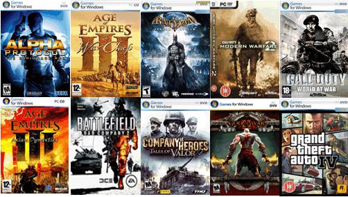 10 Tempat Download Game PC Full Version Gratis